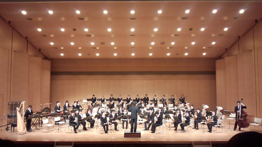 立命館大学応援団吹奏楽部「Spring Concert」