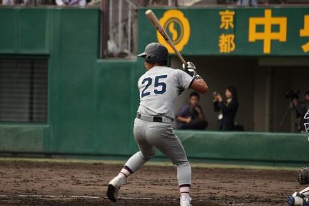 立同戦2013秋(関西学生野球連盟秋季リーグ)