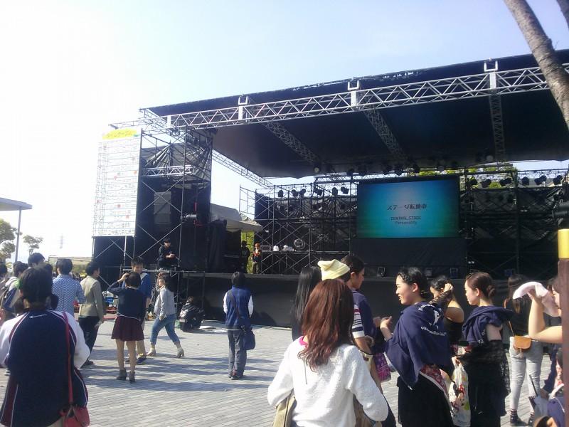 新歓祭典〜セントラルステージ・発砲ステージ編〜