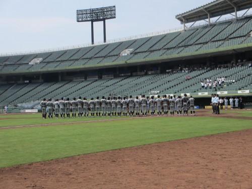 関西学生サッカーリーグ第10節 立同戦