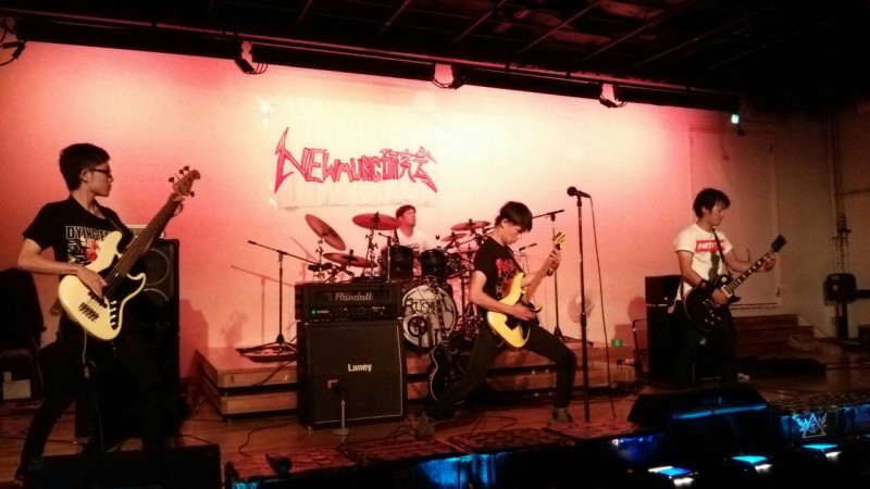 NEW MUSIC研究会10月第一定期演奏会