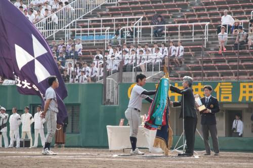 【硬式野球部】課題の見えた二日目、悔しさの残る結果に