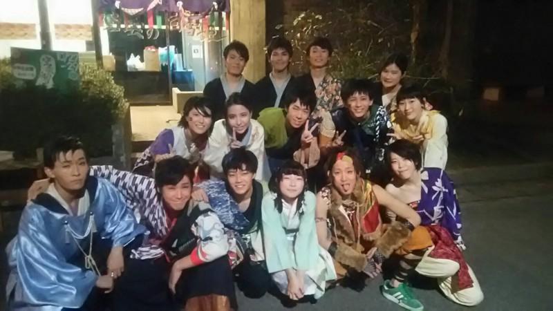 【劇団月光斜】空雲の夢物語