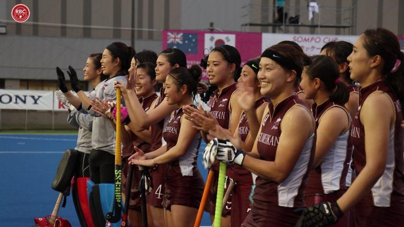 大阪いばらきキャンパスで世界の強豪と激突!女子ホッケー 立命館vsオーストラリア 【2018年9月9日取材】