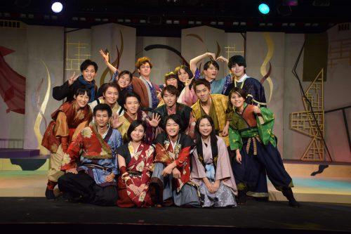 ドエンタメな芝居がしたい! 39名で「つなぐ」劇団月光斜 卒業公演